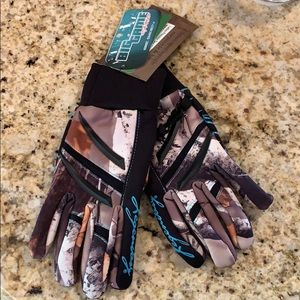 Women's size small texting hunting gloves